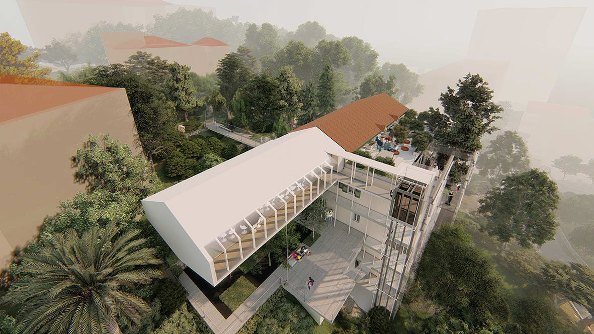 Architecture | AUB COMPETITION | Project Photo