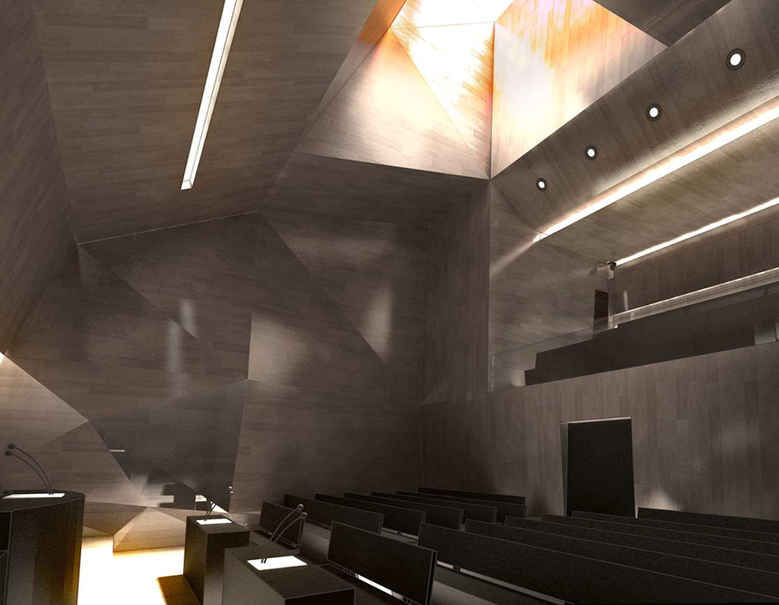 Interior | COURTHOUSE COMPETITION | Project Photo