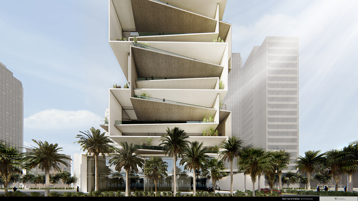 ABU DHABI TOWERS 1